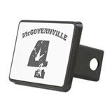 Funny Kellie Rectangular Hitch Cover