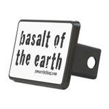 Basalt of the Earth Rectangular Hitch Cover