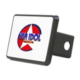 USA Idol Rectangular Hitch Cover