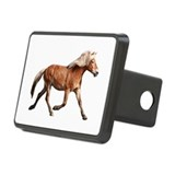 """Finnhorse 3"" Rectangular Hitch Cover"