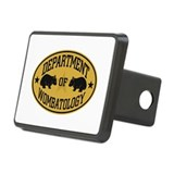Department of Wombatology III Hitch Cover