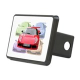 ...Car Crazy... Rectangular Hitch Cover