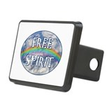 ...Free Spirit... Hitch Cover