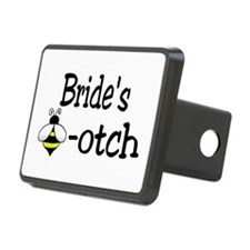 Bride's Beeotch Hitch Cover
