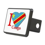 I love Congo Rectangular Hitch Cover