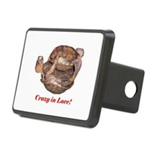 Crazy in Love Box Turtles Hitch Cover