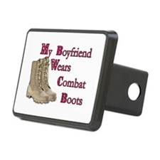 Combat Boots Hitch Cover