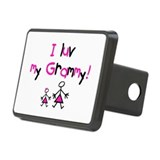 Grammy Rectangular Hitch Cover