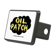 Oil Patch Hitch Cover