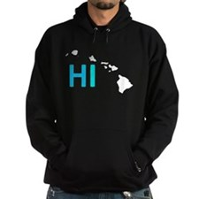 Hi Hawaii Islands Hoodie