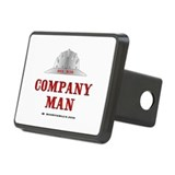 Company Man Rectangular Hitch Cover