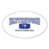 Blythewood South Carolina, SC, Palmetto State Flag