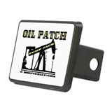 Oil Patch Pump Jack Hitch Cover(Rectan