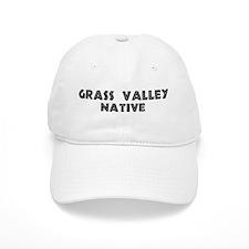 Grass Valley Native Baseball Cap