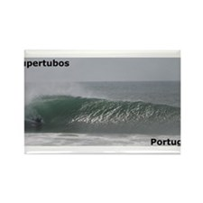 Bodyboard Supertubos Rectangle Magnet (100 pack)