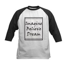 Imagine Believe Love copy.jpg Tee