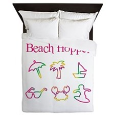 Beach Hopper Queen Duvet