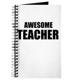 Awesome teacher Journal
