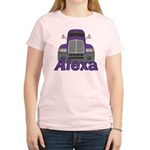 Trucker Alexa Women's Light T-Shirt