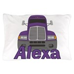 Trucker Alexa Pillow Case