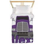 Trucker Alexa Twin Duvet