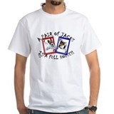 "Jack Russell Terrier ""PAIR OF JACKS"" Shirt"