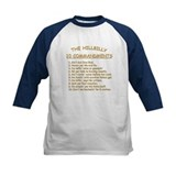 The Hillbilly 10 Commandments Tee