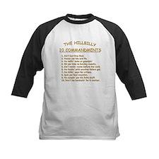 The Hillbilly 10 Commandments Tee