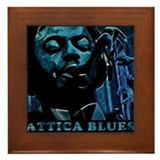 Archie Shepp - Attica Blues Framed Tile