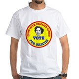 Vote for Gracie! Shirt