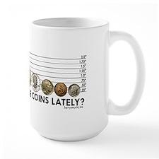 Coin Lineup Mug