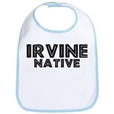 Irvine Native Bib