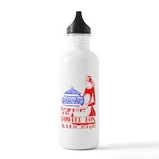 Powder Box Water Bottle