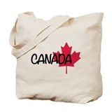 Canada maple leaf Tote Bag
