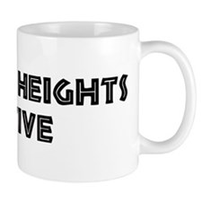 Bernal Heights Native Mug