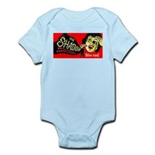 Shadow - Blue Coal #2 Infant Bodysuit