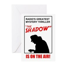 Shadow on the Air Greeting Cards (Pk of 10)
