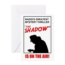 Shadow on the Air Greeting Card