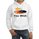 Blonde Bombshell Hooded Sweatshirt