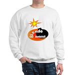 Blonde Bombshell Sweatshirt
