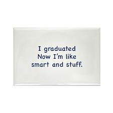 I Graduated Rectangle Magnet
