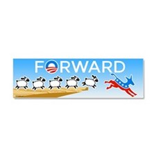 FORWARD Car Magnet 10 x 3