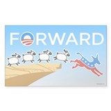 FORWARD Decal