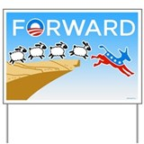 FORWARD Yard Sign
