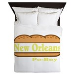 Poboy Queen Duvet