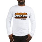 nolapoboy.jpg Long Sleeve T-Shirt