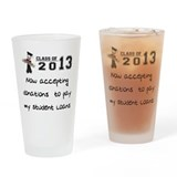 Student Loan 2013 Drinking Glass