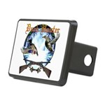 duckhunter-1.png Rectangular Hitch Cover