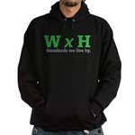Width x Height Hoodie (dark)