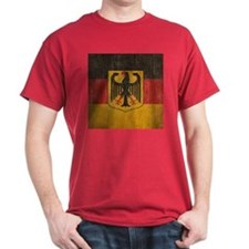 Vintage Germany Flag T-Shirt